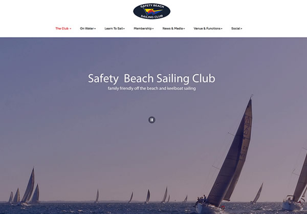 Safety Beach Sailing Club
